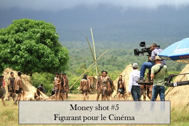 Arrondir ses fins de mois: Faire de la figuration pour le cinéma